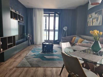 Faleza Nord - Apartament deosebit compus din 3 camere cu vedere la mare
