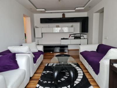 Dacia  - Apartament cu 2 camere confort 1, complet mobilat si utilat